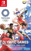 Tokyo 2020 Olympic Games Official Videogame [Nintendo Switch, русские субтитры]