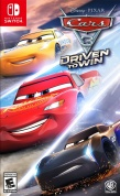 Cars 3: Driven to Win [Nintendo Switch, английская версия]
