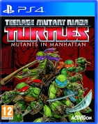Teenage Mutant Ninja Turtles: Mutants in Manhattan [PS4, английская версия]