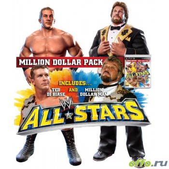 WWE All Stars Million Dollar Pack (PS3)