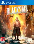 Blacksad: Under the Skin - Limited Edition (PS4, русская версия)