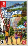 Rollercoaster Tycoon: Adventures [Nintendo Switch, английская версия]