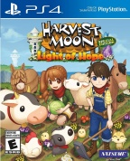 Harvest Moon: Light of Hope - Special Edition [PS4, английская версия]