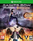Saints Row IV: ReElected [Xbox One, русские субтитры]