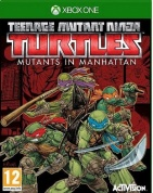 Teenage Mutant Ninja Turtles Mutant in Manhattan [Xbox One, английская версия]