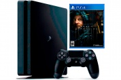 Sony PlayStation 4 Slim 500 GB + Death Stranding