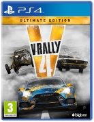 V-Rally 4 - Ultimate Edition [PS4, русские субтитры]