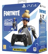 Геймпад Sony Dualshock 4 v2 (CUH-ZCT2E) Fortnite Neo Versa Bundle black