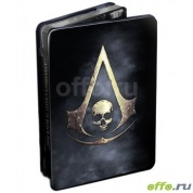 Assassin's Creed 4 Чёрный флаг Skull Edition (PS3)
