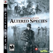 Vampire Rain: Altered Species (PS3)