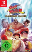 Steet Fighter 30th Anniversary Collection [Nintendo Switch, английская версия]