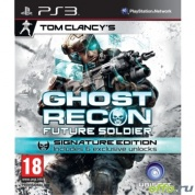 Tom Clancy's Ghost Recon: Future Soldier Signature Edition Move (PS3)