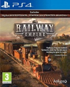 Railway Empire [PS4, русская версия]
