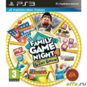 Hasbro Family Game Night 4 (PS3)