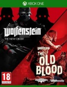 Wolfenstein: The New Order + The Old Blood - Double Pack [Xbox One, русские субтитры]