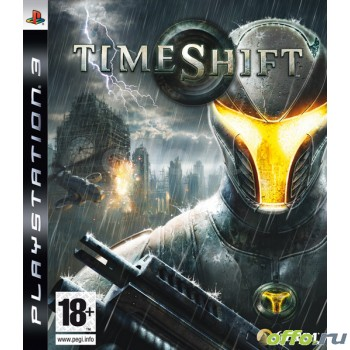Time Shift (PS3)
