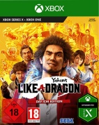 Yakuza: Like a Dragon - Day Ichi Steelbook Edition (Xbox Series X - Xbox One, английская версия)