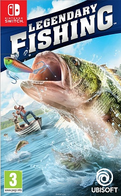 Legendary Fishing [Nintendo Switch, английская версия]