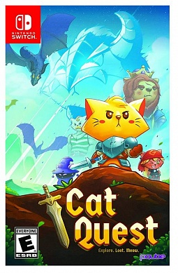 Cat Quest [Nintendo Switch, русская версия]