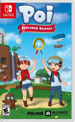 Poi Explorer's Edition [Nintendo Switch, русская версия]