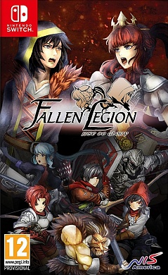 Fallen Legion: Rise to Glory [Nintendo Switch, английская версия]