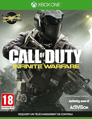 Call of Duty: Infinite Warfare [Xbox One, английская версия]