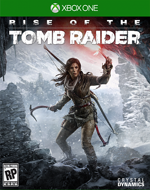 Rise of the Tomb Raider [Xbox One, русская версия]