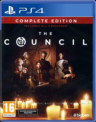 The Council - Complete Edition [PS4, русские субтитры]