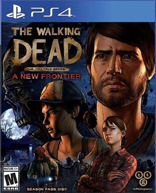 The Walking Dead: A New Frontier  [PS4, русские субтитры]