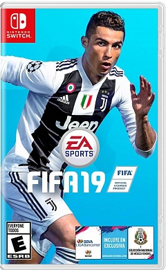 FIFA 19 [Nintendo Switch, русская версия]