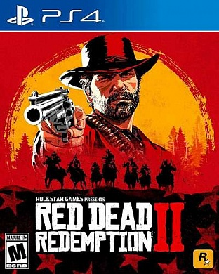 Red Dead Redemption 2 [PS4, русские субтитры]