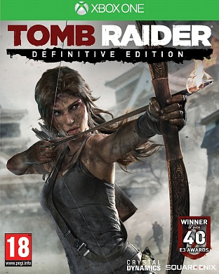 Tomb Raider: Definitive Edition [Xbox One, русская версия]