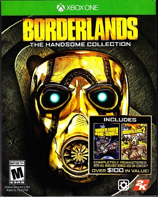 Borderlands: The Handsome Collection [Xbox One, английская версия]