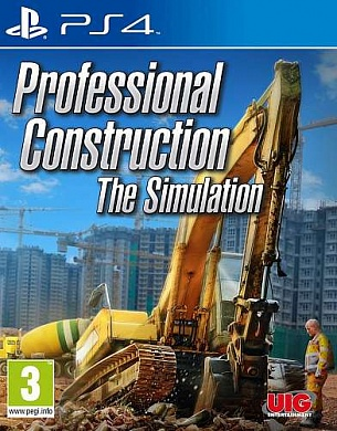 Professional Construction - The Simulation [PS4, английская версия]