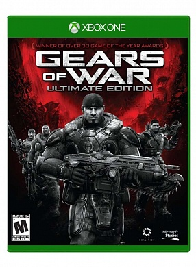 Gears of War - Ultimate Edition [Xbox One, русская версия]