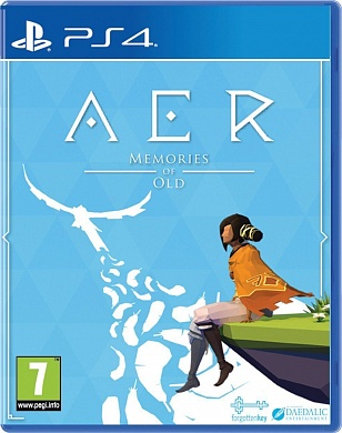 AER - Memories of Old [PS4, русские субтитры]