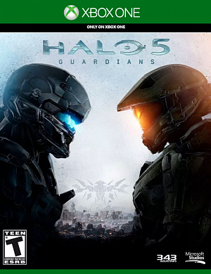 Halo 5 Guardians [Xbox One, русская версия]