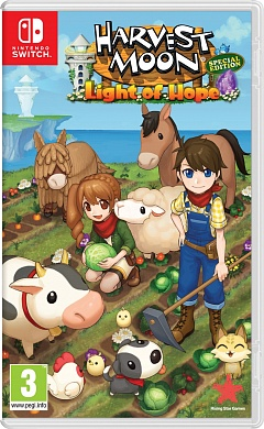 Harvest Moon Light of Hope - Special Edition [Nintendo Switch, английская версия]